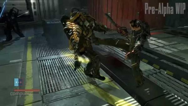 Game terbaru dev. Lords of the Fallen - The Surge akhirnya memperlihatkan gameplay perdana.