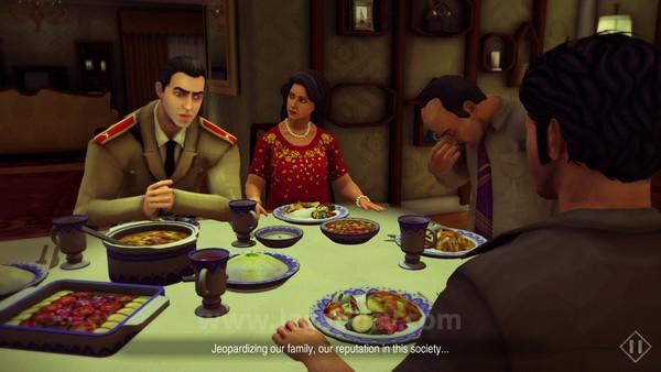Game ini mengupas sepenggal kehidupan Reza, karakter utama yang kisahnya menjadi dasar game ini
