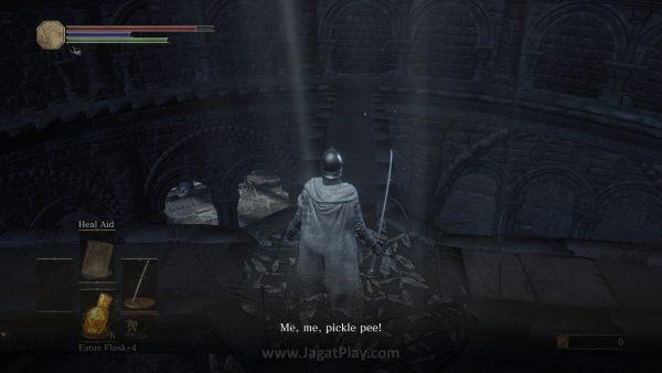 Dark Souls 3 punya banyak rahasia dan misi sampingan di dalamnya.