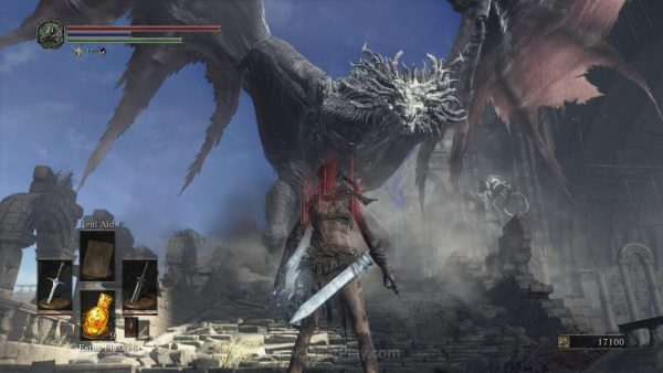 Ia tetap mengusung semangat yang sama dengan seri sebelumnya, sebuah game action RPG dengan tingkat kesulitan tinggi.