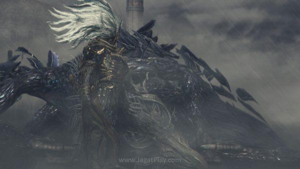 Musuh terbesar di Dark Souls? KAMERA!