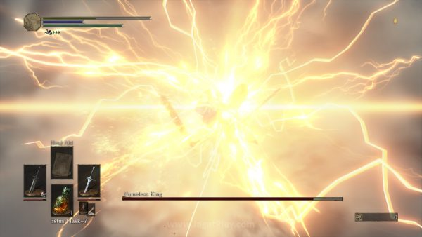 Cara salah memainkan Dark Souls 3: Contoh nomor 2.