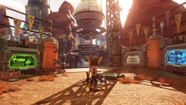 Ratchet & Clank kembali hadir dengan cita rasa sebuah game action 3D platformer klasik.