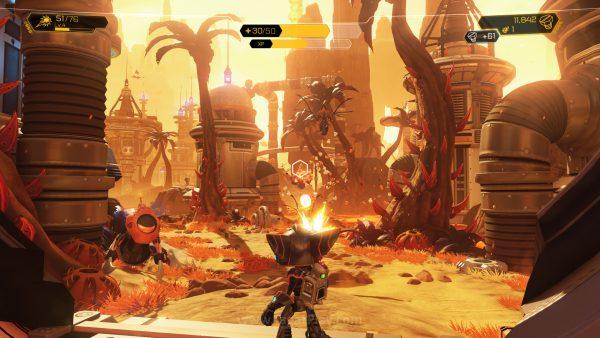Tak hanya menyenangkan, game ini juga terlihat indah.