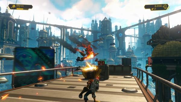 Ratchet & Clank berhasil mengalahkan Dark Souls 3 di Inggris untuk list minggu ini.