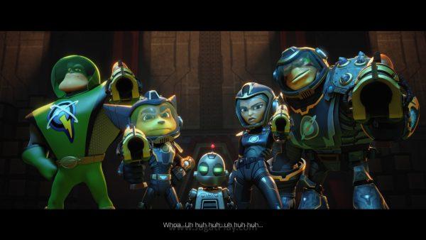 Mampukah Ratchet & Clank  menggagalkan rencana jahat Drek? Siapa yang bertanggung jawab di belakangnya?
