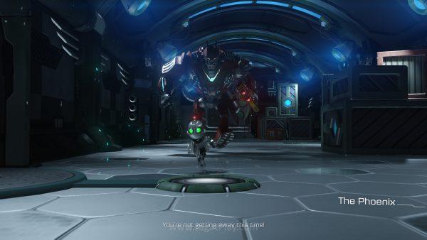 Dan tentu saja Clank - si warbot cerdas yang memegang kunci rencana jahat dari Drek.