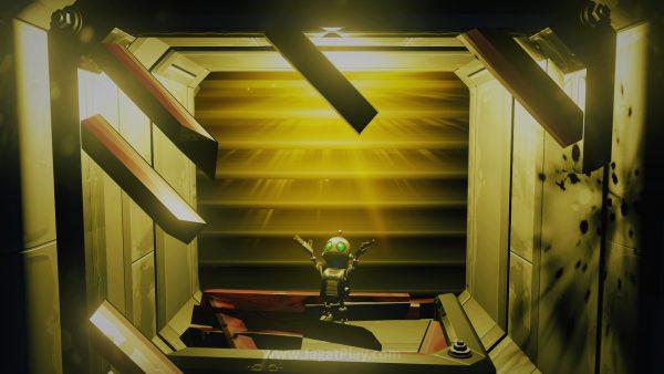 Kumpulkan 28 bolts emas untuk kustomisasi kosmetik karakter dan game, dan juga cheat code.