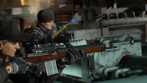 The division incursions (6)