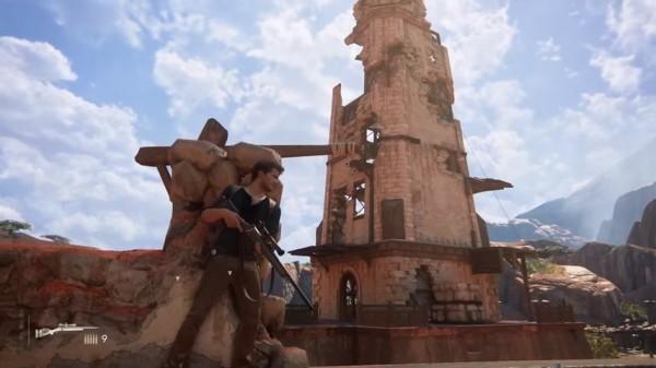 Demo gameplay terbaru Uncharted 4 memperlihatkan skala dunia yang lebih besar.