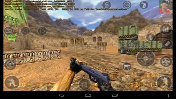 Counter Strike 1.6 kini bisa berjalan di Android!