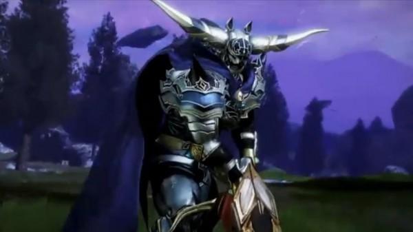 Garland jadi karakter antagonis pertama untuk Dissidia FF.