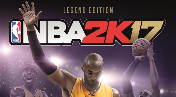 NBA 2K17 akan menghadirkan Legend Edition dengan Kobe Bryant sebagai bintang utama.