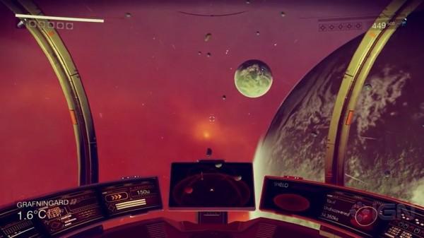 Sesi demo terbaru bersama IGN memperlihatkan aspek gameplay baru No Man's Sky.