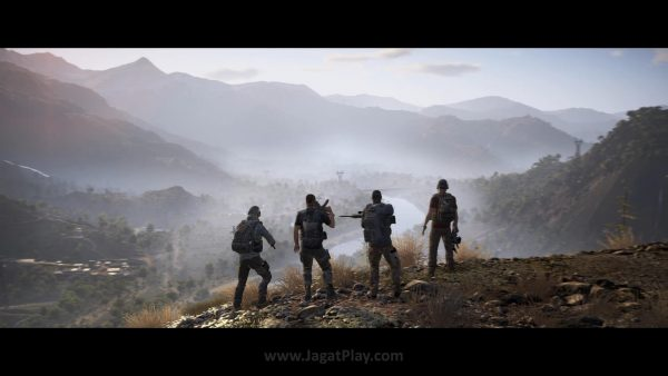 Ghost Recon Wildlands we are the ghosts (12)