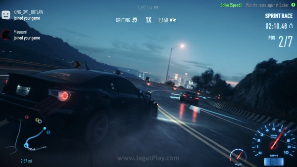 Need for Speed jagatplay PART 1 127