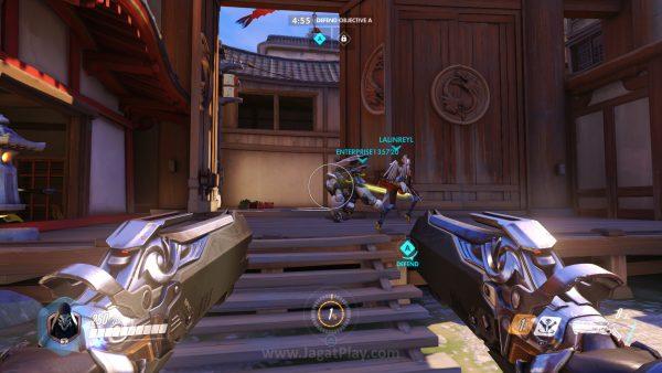 Daripada sebuah game MOBA, Overwatch lebih condong ke sebuah game shooter casual yang mudah untuk dikuasai.