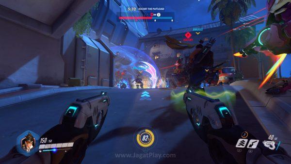 Sistem seperti ini membuat jalannya pertempuran hampir tak bisa diprediksi. Gamer bisa terus beradaptasi untuk memunculkan strategi yang lebih efektif.