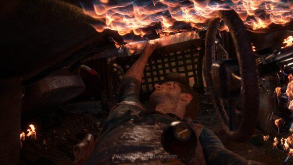 Presentasi Uncharted 4: A Thief's End ada di level tersendiri.