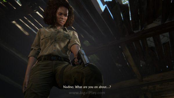 Nadine Ross, karakter wanita favorit kami yang baru!