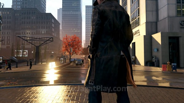 Watch Dogs PC NVIDIA 5