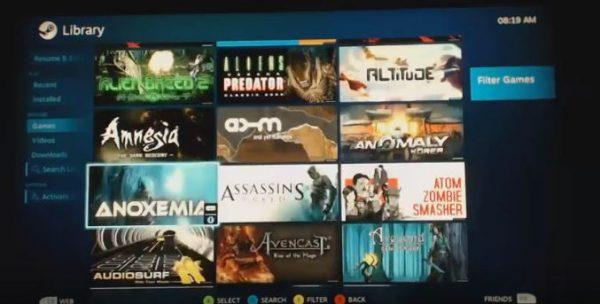 OsirisX berhasil menjalankan Steam versi Linux di Playstation 4!