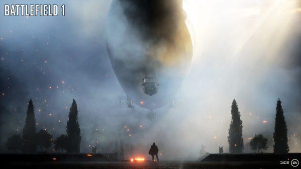 EA sempat khawatir bahwa gamer muda tak tahu bahwa Perang Dunia I sempat terjadi.