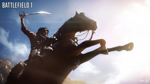 EA dan DICE siap memperlihatkan gameplay perdana multiplayer Battlefield 1 sebelum ajang E3 2016. Skenario pertempuran ini akan berjalan 64 orang.