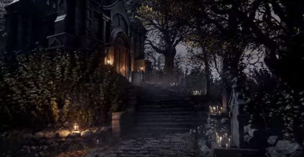 Salah satu artist di DICE EA membangun kembali Bloodborne dengan Unreal Engine 4.