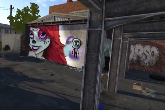 Punya bakat graffiti tapi takut berurusan dengan pihak berwajib karenanya? Ini mungkin solusi yang tepat untuk Anda.