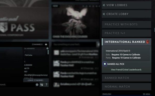 Mode Ranked untuk pemilik Battle Pass ini memungkinkan Anda untuk melakukan kalibrasi ulang MMR.