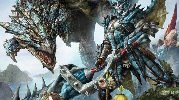 monster hunter x 600x338