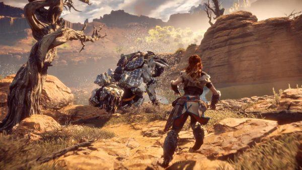 Salah satu user 4chan sudah membocorkan informasi detail yang dipercaya, adalah ending untuk game action RPG open-world andalan PS4 - Horizon: Zero Dawn.