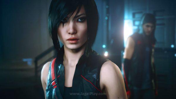 Catalyst bisa dibilang sebagai seri reboot dengan Faith Connors tetap sebagai karakter utama.