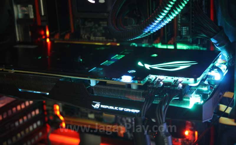 Playtest ASUS ROG STRYX Gaming GTX 1080 1