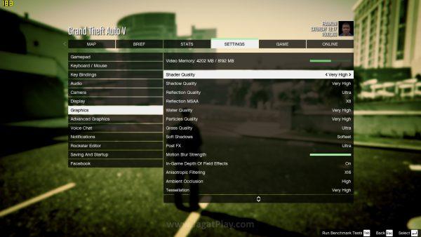 Playtest ASUS ROG STRYX Gaming GTX 1080 (47)