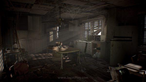 Resident Evil 7 akan dibangun dengan menggunakan engine baru Capcom - RE Engine.
