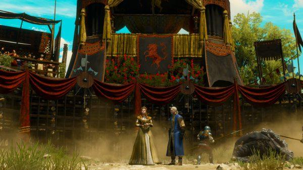Ratu Toussaint sendiri meminta bantuan Geralt untuk menyelidiki kasus pembunuhan misterius di kerajaannya.