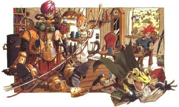 IGN memilih Chrono Trigger sebagai game RPG terbaik sepanjang masa.