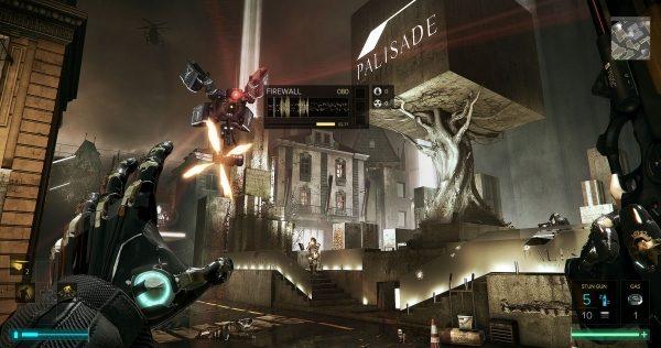 deus ex mankind divided city hub5