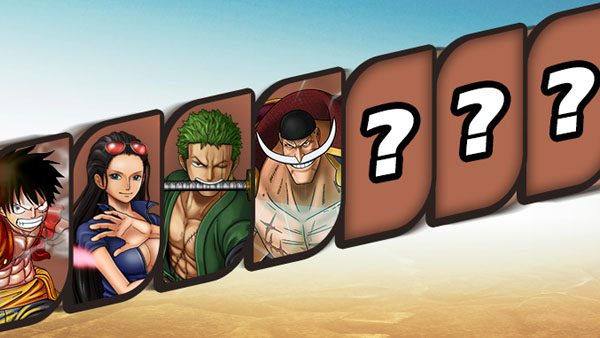 Bandai Namco membuka sistem voting untuk menentukan 3 karakter DLC terbaru One Piece: Burning Blood.