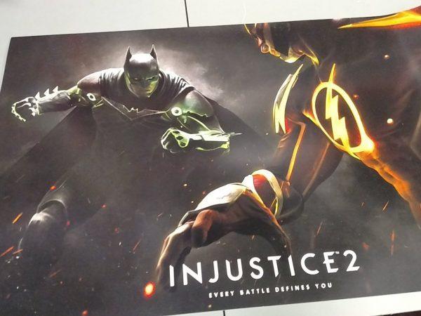 Dengan bahan promosi yang begitu jelas seperti ini, eksistensi Injustice 2 tak lagi terbantahkan.