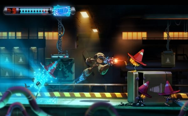 mighty no 9 first picture