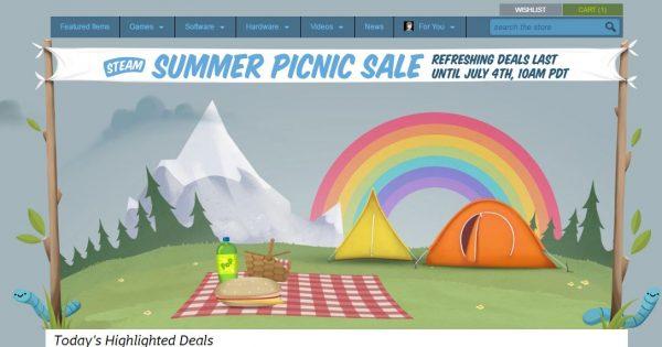 Siapkan dompet Anda karena Steam Summer Sale sudah dimulai!
