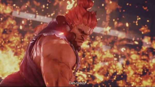 Gameplay Tekken 7 versi PC terlihat di ajang E3 2016.