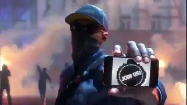 Trailer sinematik Watch Dogs 2 bocor dari iklan Twitch yang meluncur lebih awal.