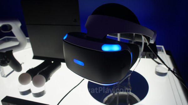 Sony akan menyertakan disc demo berisikan 8 demo game di bundle penjualan PS VR.