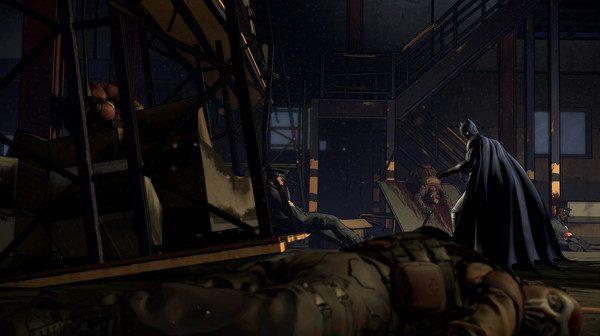 Siapkah PC Anda menangani seri game Batman dari Telltale ini?