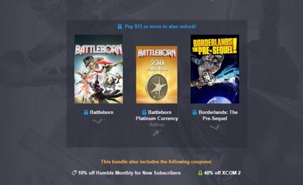 Anda kini bisa mendapatkan Battleborn dengan hanya 200 ribu Rupiah!