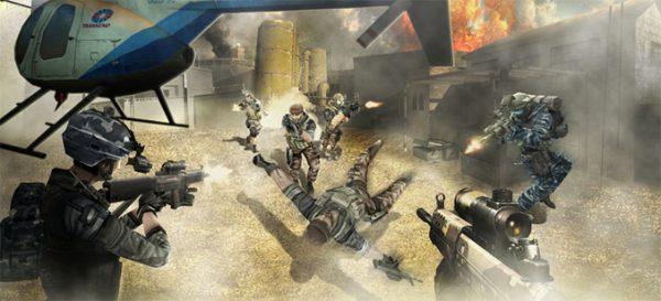 Remedy Entertainment diminta oleh developer Korea Selatan - Smilegate untuk mengembangkan mode cerita campaign untuk FPS free to play - CrossFire 2.